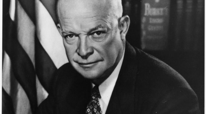40th anniversary of the Belarusian Democratic Republic: official greeting on behalf of President Dwight D. Eisenhower, 1958