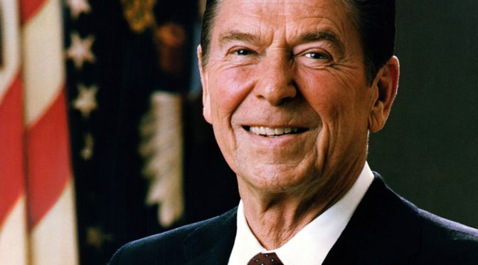 Ronald Reagan: congratulation on the anniversary of the Belarusian Democratic Republic – 1988