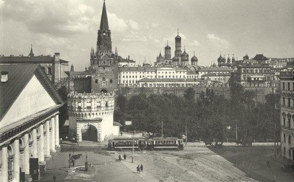 Дыпляматычная місія БНР у Маскву ўлетку 1920 г.