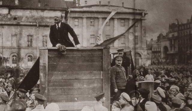 Заява беларускіх арганізацыяў з нагоды Кастрычніцкай рэвалюцыі 1917 г.