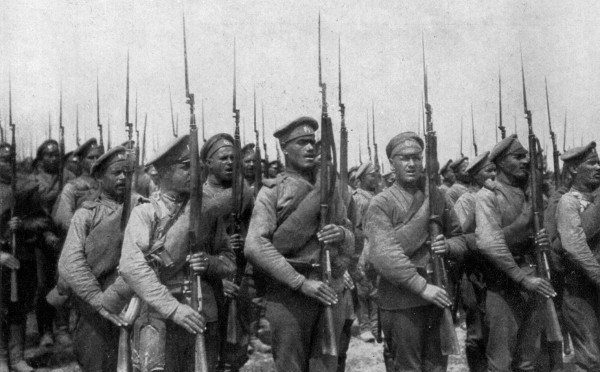 Беларускія вайсковыя часткі на Румынскім фронце, 1918 год