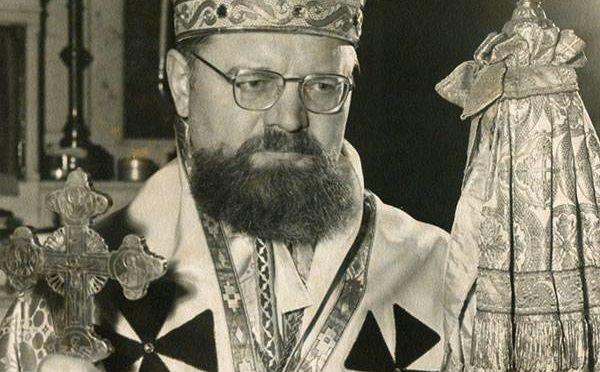 Чэслаў Сіповіч, першы біскуп адроджанай Беларускай грэка-каталіцкай царквы