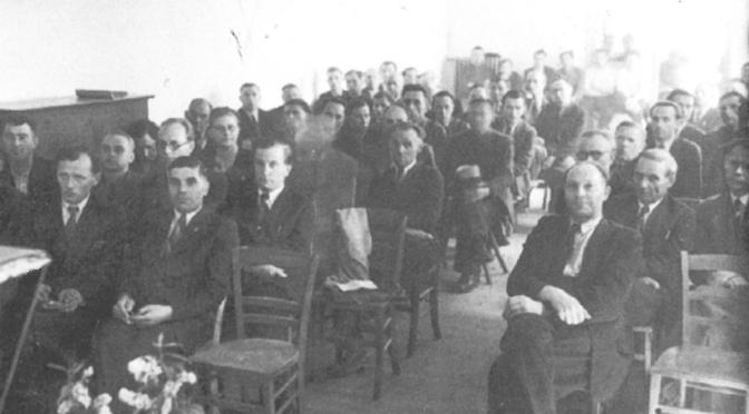 Остэргофэнская Дэклярацыя Рады БНР, 1947 г.