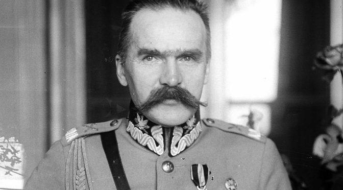 Сустрэча дэлегацыі БНР зь Пілсудзкім – 03.01.1920
