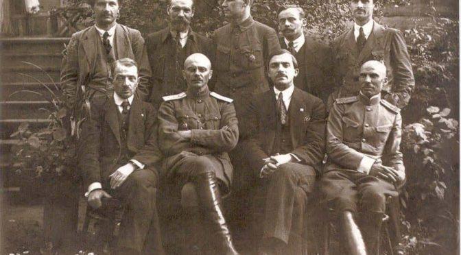 Першы беларускі ўрад – 20.02.1918 г.