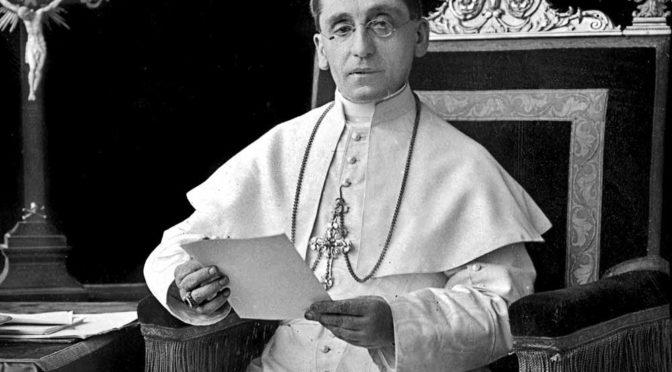 Мэмарандум Ураду БНР на адрас Папы Рымскага – 1921 г.