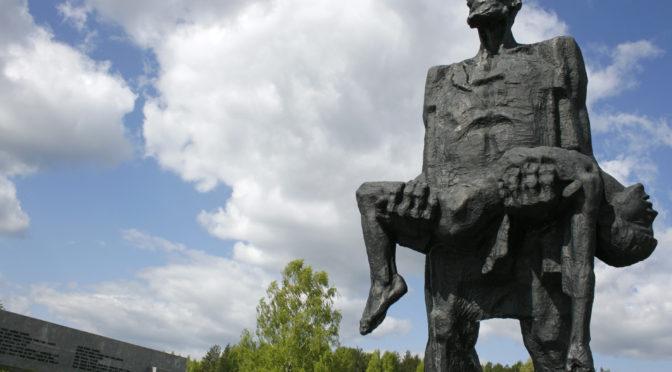 Расправа нацыстаў над жыхарамі Хатыні – 22.03.1943