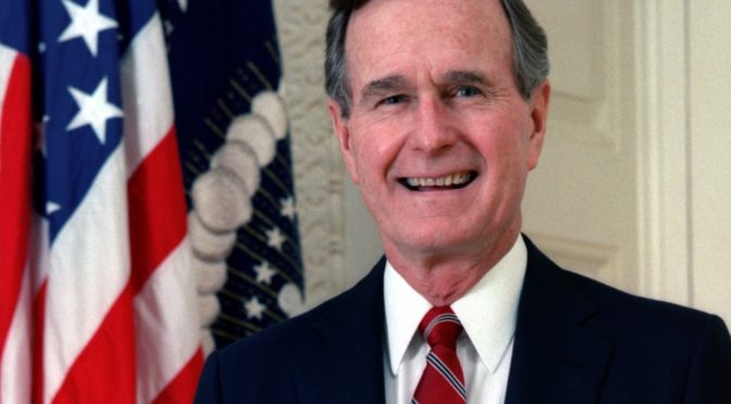 Greeting on the anniversary of the Belarusian Democratic Republic from President George H.W. Bush – 1989