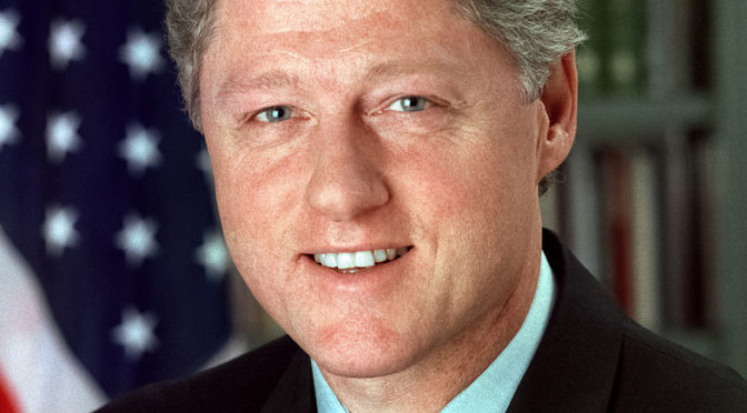 Anniversary of the Belarusian Democratic Republic – greeting from US President Bill Clinton, 1995