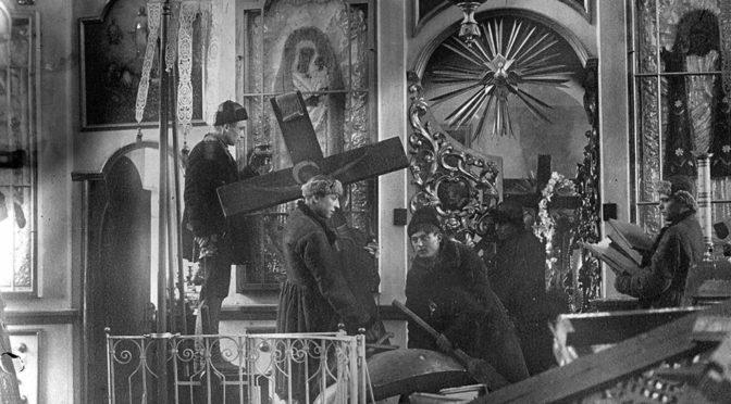 Канчатковае зьнішчэньне праваслаўнай царквы ў БССР – 1937 г.