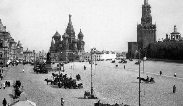 Перамовы зь Ленінам і Сталінам у Маскве – лістапад 1918 г.