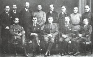 Рада Беларускае калёніі ў Латвіі, Рыга, 1920 г.