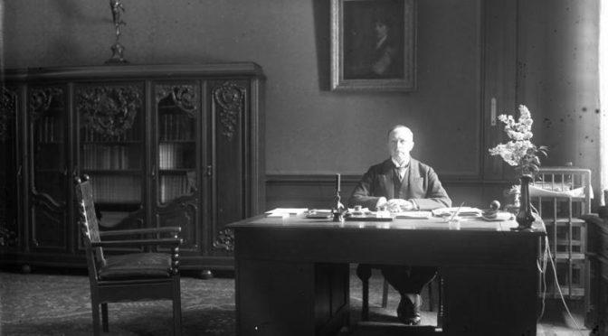 Сустрэча з замежным міністрам Нямеччыны – 30.11.1920