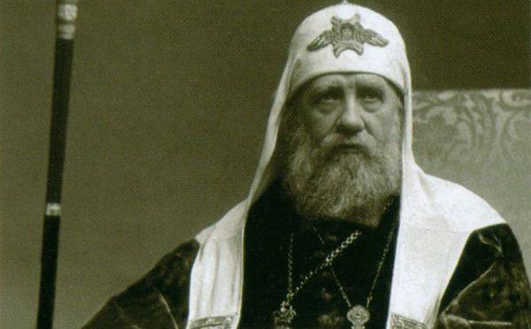 Патрыярх Маскоўскі блаславіў Урад БНР – 14.02.1922