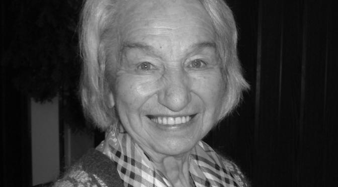 In Memoriam Paŭlina Paškievič Smith (Pauline Pashkevitch Smith)