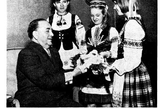 Сьвяткаваньне 25 сакавіка ў ЗША ў 1960-я: фота