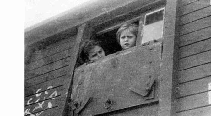 Другая хваля дэпартацыяў з Заходняй Беларусі: 13 красавіка 1940 г.
