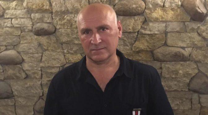 Літаратар Барыс Пятровіч узнагароджаны Мэдалём да стагодзьдзя БНР