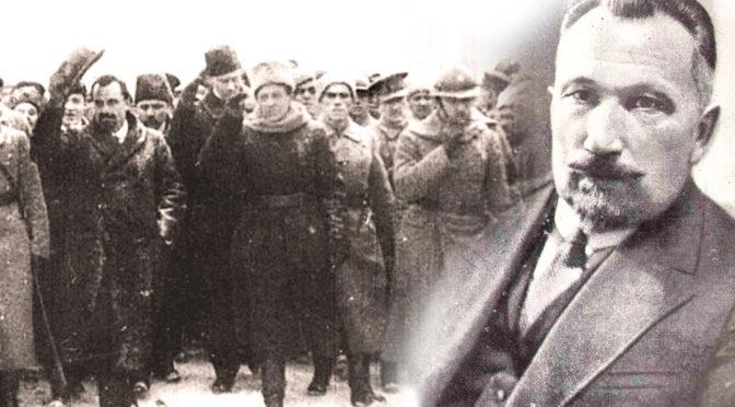 Ліст міністра замежных справаў Украіны старшыні Ўраду БНР А. Луцкевічу