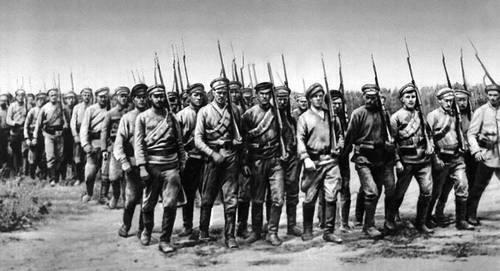 Першы Менскі беларусі пяхотны полк – 24.11.1917