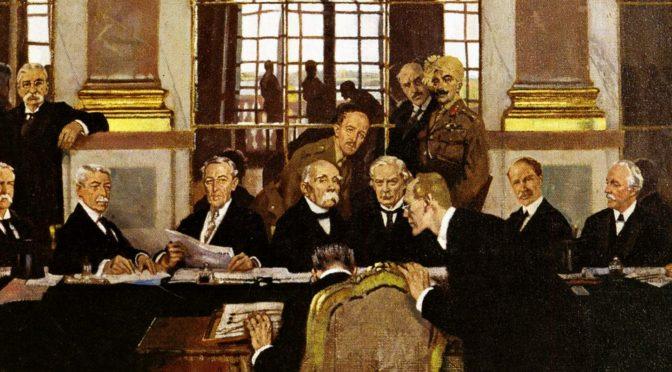 Мэмарыял БНР да Парыскай мірнай канфэрэнцыі (1919)