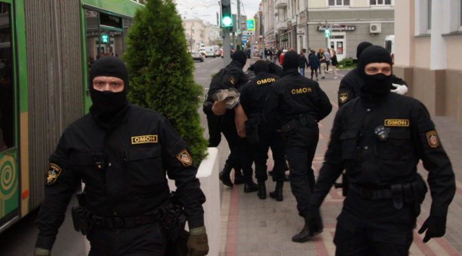 DEMOCRATIC NATIONS MUST PUT POLITICAL AND ECONOMIC PRESSURE ON THE AUTHORITARIAN REGIME IN BELARUS – STATEMENT BY BNR RADA