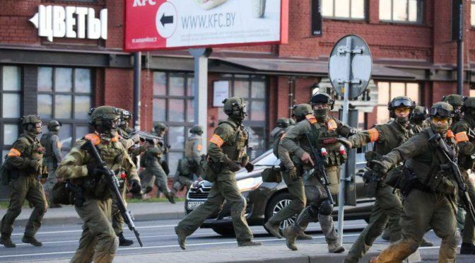 ALIAKSANDR LUKASHENKA BEARS PERSONAL RESPONSIBILITY FOR THE DEATH OF A PROTESTER IN BELARUS – BNR RADA STATEMENT